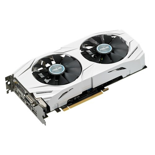 VGA rời GTX 1060 6GB GDR5 DUAL FAN 2ND