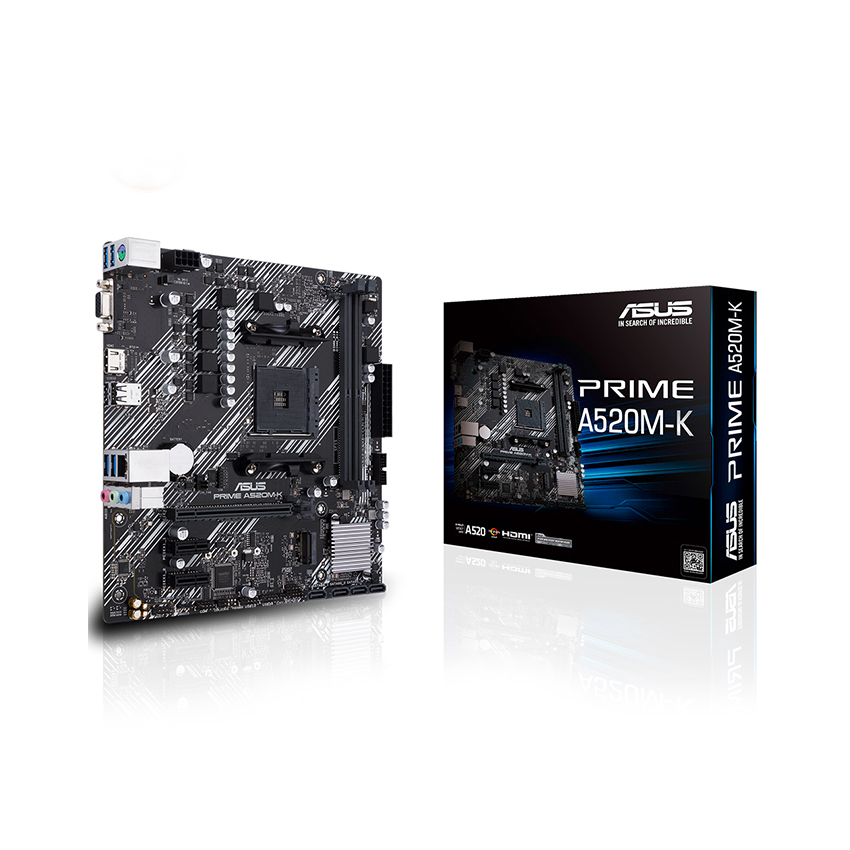 Mainboard ASUS PRIME A520M-K