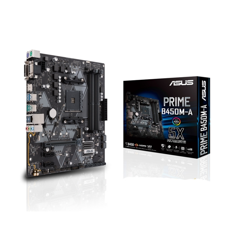 Mainboard Asus PRIME B450M-A