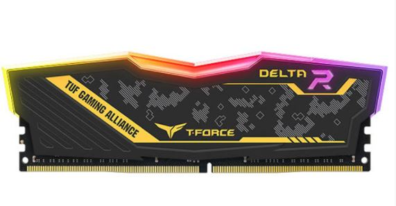 Ram DDR4 Team 16G/3200 T-Force Delta TUF Gaming Alliance