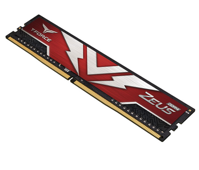 Ram DDR4 Team 8G 3200 T Force Zeus Gaming