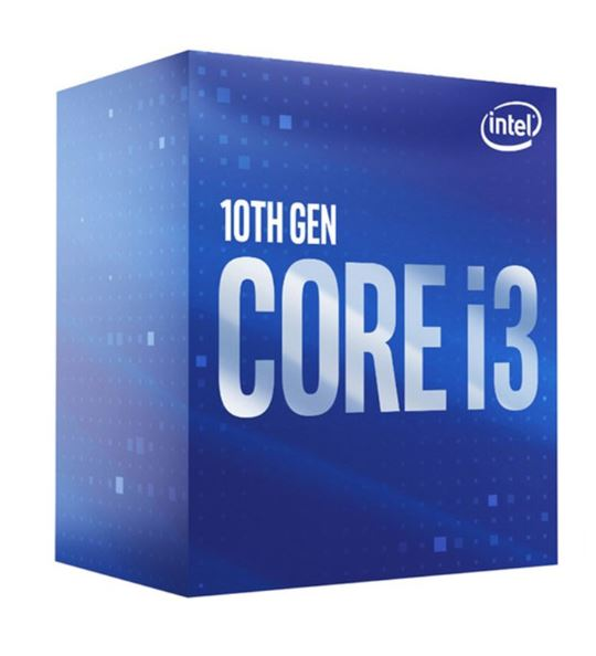 Intel Core i3 10100F (3.60 Up to 4.30GHz, 6M, 4 Cores 8 Threads) BOX