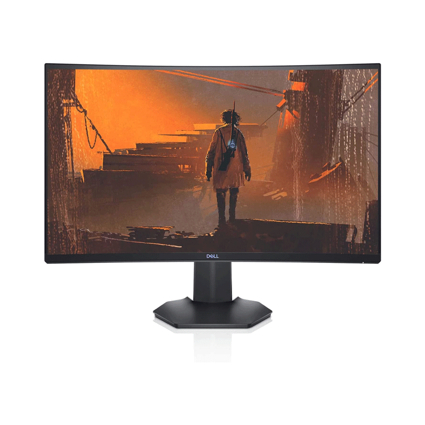Màn hình Dell S2721HGF (27inch/FHD/VA/144Hz/1ms/350nits/HDMI+DP+Audio/GSync/FreeSync)
